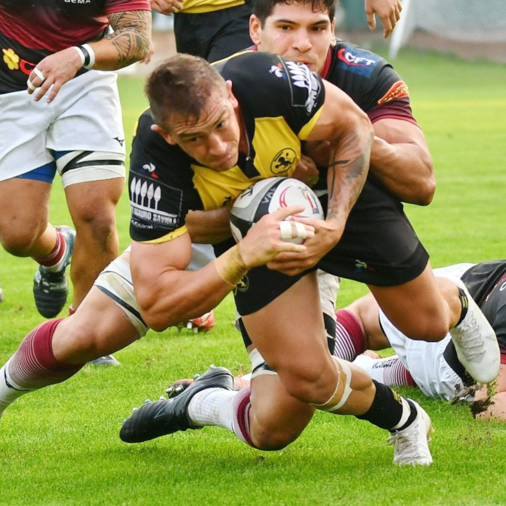 viadana rugby ramiro finco